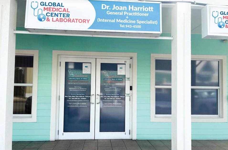 Global Medical Center Shop Front